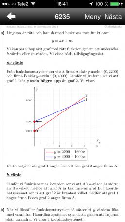 Matematik 5000 1c, uppgift 6235