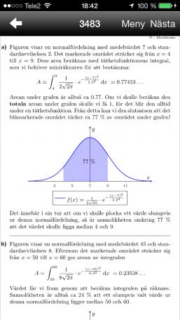 Matematik 5000 4, uppgift 3483