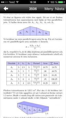 Matematik 5000 4, uppgift 3506